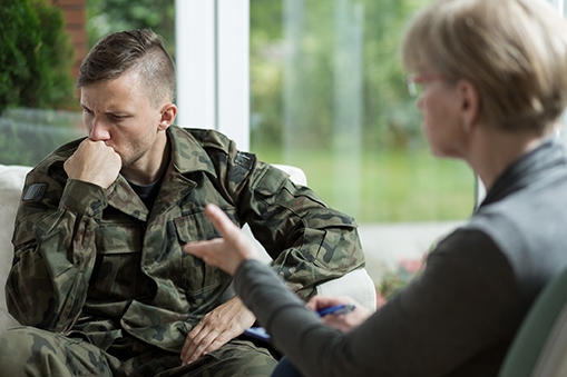 Veterans with PTSD More Likely to Have Sexual Dysfunction