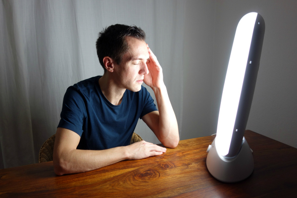 Light Therapy Might Boost Testosterone and Sexual Satisfaction in Men
